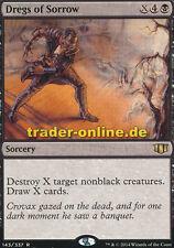 Dregs of Sorrow (Tiefste Sorgen) Commander 2014 Magic