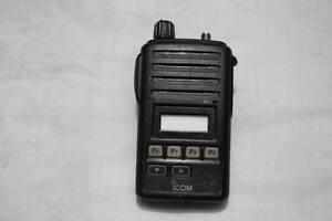 Icom IC-F60 UHF 450-512mhz 4 watts with 128 Channels