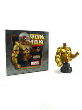 Bowen Designs Iron Man Mini Bust Hydro Armor Version Marvel Sample 212/550 New