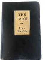 The Farm by Louis Bromfield First Edition Hardcover -