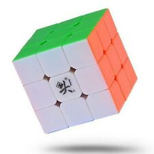 Dayan V 5 Zhanchi Stickerless 3x3 Rubik's Cube 3x3x3 42mm Mini Speed Small Cube