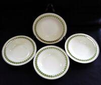 4 x Vintage c.1957 Portland Pottery Nobility Pattern Bowls | FREE Delivery UK*