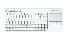 Logitech Wireless Touch Keyboard K400 plus Tastatur