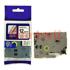 Brother TZ-231 P-Touch Compatible Black on White Label Tape 12mm 8m TZe-231