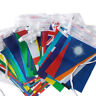 Large National Banner County String Flag International World Bar Party Bunting
