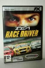 TOCA RACE DRIVER GIOCO USATO BUONO STATO PC CDROM VERSIONE ITALIANA GD1 47344
