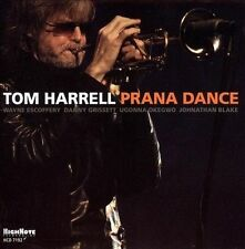 "New CD Tom Harrell ""Prana Dance"" Wayne Escoffery (High Note) free US shipping"