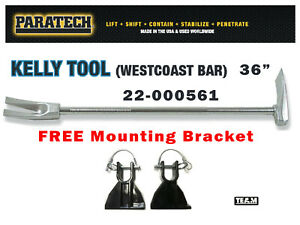 """PARATECH Halligan Style 36"""" KELLY TOOL - NEW OLD STOCK"""