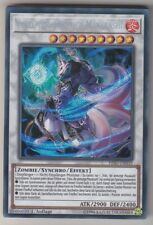 Yu-GI-OH Yoko Die Anmutige Mayakashi Secret Rare HISU-DE035 NEU!