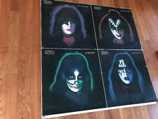 1978 AuCoin K.I.S.S Store Display Kiss Peter Criss/Ace Frehley/Gene Simmons/Paul