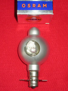 PROJEKTORLAMPE 12V 100W P35s 58.8112 Osram NEU OVP Lampe Projektor 588112 NEW