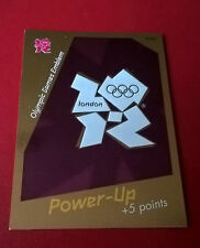 Jeux Olympiques Emblème London 2012 Power Up 342 trading card ADRENALYN XL panini