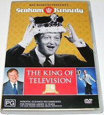 GRAHAM KENNEDY--The King Of Television-- Dvd