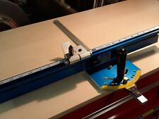Kreg table saw miter gauge with stop