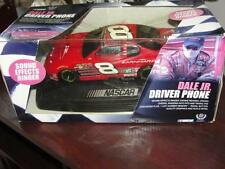 DALE JR. DRIVER #8 PHONE (Collectible) SOUND EFFECTS cheering/engine rev VROOM !