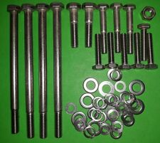 Rover V8 Early EFI Water Pump Fitting Bolt Kit STAINLESS Land Range Discovery MG