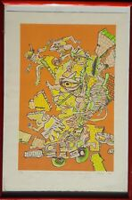 Hugh Weiss 1925-2007 superb Artist Proof hand signed surreal lithograph