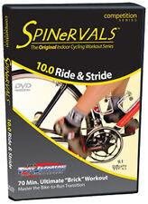 Spinervals Competition 10.0 Ride & Stride DVD