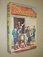 THE DONKEY CLUB. MADGE S SMITH. 1936 HARDBACK. GIRLS STORY