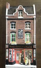 More details for hazle ceramics a nation of shopkeepers plaque signed ltd ed roding arts
