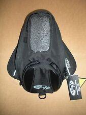 Joe Rocket Manta Motorcycle Tank Bag Black Magnetic