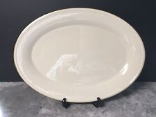 Lenox China Special Oval Meat Serving Platter Matches ETERNAL MANSFIELD
