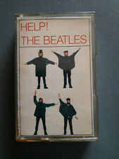 """Cassette""""  THE BEATLES - HELP!"""" 64 1042574 EMI APPLE  MADE IN ITALY  EX"""