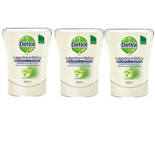 Dettol No Touch Hand Wash System Refill Aloe Vera 3 x 250 ml