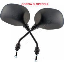 2 SPECCHI SPECCHIETTI SPECCHIO RETROVISORI per GILERA SC 125 Typhoon 99//00