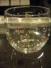 1960 Pittsburgh Pirates Beat Em Bucs World Champion Drinking Glass