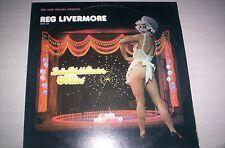 REG LIVERMORE  Betty Blokk Buster Follies Double LP