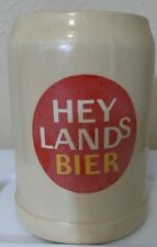 Hey Lands Bier Stein From Germany