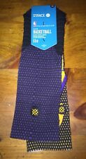 Stance 559 Nba Kobe Bryant Last Game Socks Size Large 9-12 us