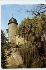 KARL-MARX-STADT CHEMNITZ DDR Postkarte 1989 Burg Rabenstein Bild und Heimat Ver.