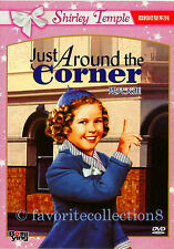 Just Around the Corner (1938) - Shirley Temple, Joan Davis - DVD NEW