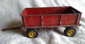 Vintage Reuhl 1/20 Massey Harris Roadmaster Wagon