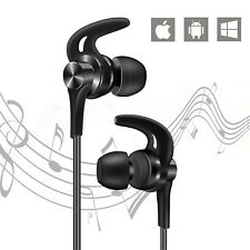 Classic Heavy Bass Stereo Earbuds In-ear Headphones with Mic For Android phones