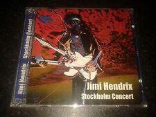 JIMI HENDRIX - STOCKHOLM CONCERT 2 CD PURPLE HAZE RECORDS