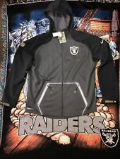 Nike NFL Championship Ultimatum Therma Sphere Oakland Raiders Jacket (XL) NEW!