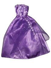 Lot 25 Détail : Vêtements Pour poupée Mannequin Barbie Robe De Bal + Chaussures