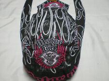 Capsmith Big Motor Girl Rag Chef Hat Biker Do Rag Bandana Skullcap Du Rag