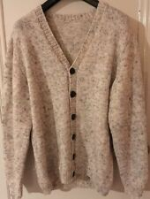 Unbranded Men's Wool Button-Front Jumpers & Cardigans