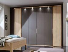Kleiderschränke aus MDF -/Spanplatten in Holzoptik mit mehr als 4 Sitzplätzen