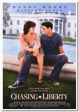CHASING LIBERTY - 2004 original 27x40 Movie Poster - MANDY MOORE, MATTHEW GOODE