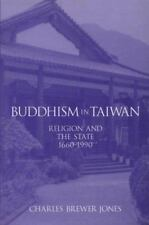 New ListingJones, Charles Brewer : Buddhism in Taiwan: Religion and the Sta