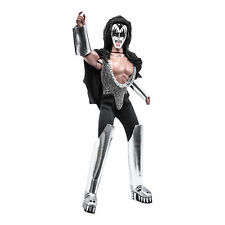 "KISS Collectible: 2011 Figures Toy Company Love Gun Series 1 Demon 12""Retro Doll"