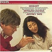 UCHIDA*ALL SILVER PHILIPS PDO*Mozart: Piano Concertos Nos. 20 & 21*NO IFPI