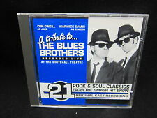 A Tribute to the Blues Brothers - Original Cast Recording - EXCELLENT!