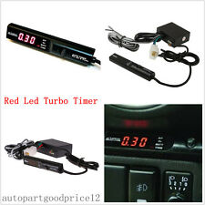 Auto Car Engine Flameout Turbo Protector Timer For Turbo & NA Black Pen Control