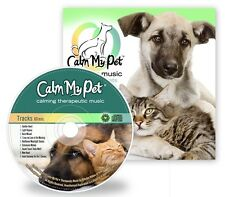 Calm My Pet Therapeutic Music CD for Relaxation